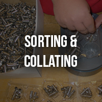 sorting and collating